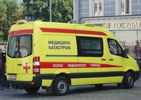 Летальный исход: КамАЗ сбил двух пешеходов на крымской трассе, фото — «Рекламы Щелкино»