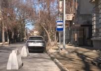 В центре Севастополя будет ходить новый автобусный маршрут, фото — «Рекламы Севастополя»