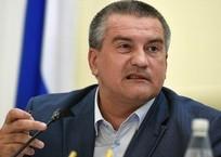 Аксенов предложил участникам марша на Крым «походить кругами», фото — «Рекламы Красноперекопска»
