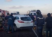 Появились подробности аварии, в которой погибла глава Черноморской администрации, фото — «Рекламы Красноперекопска»