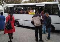 В Севастополе нашли виновных в транспортных проблемах, фото — «Рекламы Севастополя»