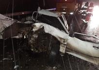 Один человек погиб, трое пострадали: на «Тавриде» столкнулись четыре автомобиля ФОТО, фото — «Рекламы Ялты»