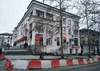С площади Лазарева в Севастополе исчезла «Союзпечать» ФОТО, фото — «Рекламы Севастополя»