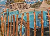 В порче крымских дорог обвинили грузовики, фото — «Рекламы Ялты»