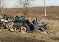В ДТП с грузовиком в Симферопольском районе погибли два человека ВИДЕО, фото — «Рекламы Крыма»