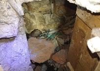 Боеприпасы времён войны обнаружены в стене жилого дома в центре Севастополя ФОТО, фото — «Рекламы Севастополя»