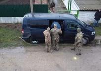 В Крыму задержали боевика украинского националистического батальона, фото — «Рекламы Красногвардейского»
