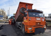 В Севастополе одновременно ремонтируют 20 дорог, фото — «Рекламы Севастополя»