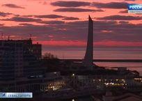 Монумент «Штык и парус» будет отремонтирован за 255 млн рублей, фото — «Рекламы Севастополя»