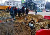 Последнее открытие на площади Лазарева в Севастополе стало самым ценным, фото — «Рекламы Севастополя»
