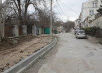 В Севастополе начался ремонт улицы Луначарского, фото — «Рекламы Севастополя»