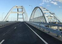 В ночь на 2 апреля на Крымском мосту появятся блокпосты, фото — «Рекламы Севастополя»