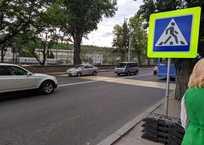 Восстановленный переход у автовокзала возмутил и порадовал севастопольцев, фото — «Рекламы Севастополя»