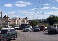 Две аварии парализовали движение на улице Пожарова в Севастополе ВИДЕО, фото — «Рекламы Севастополя»