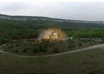 В Севастополе разом взорвали семь авиабомб, фото — «Рекламы Севастополя»