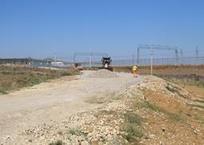 Началось строительство дороги до станции «Керчь-Южная» ВИДЕО, фото — «Рекламы Крыма»