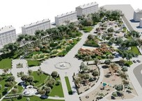 Будет как на Большой Морской: в Севастополе продолжается ремонт парков и скверов, фото — «Рекламы Севастополя»