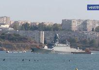 Корабли Черноморского флота вышли в море на учения «Кавказ-2020» ВИДЕО, фото — «Рекламы Севастополя»