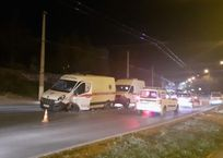 В Севастополе вновь произошло ДТП с машиной скорой помощи ВИДЕО, фото — «Рекламы Севастополя»