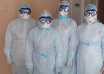 Всех работающих с зараженными COVID-19 гражданами в Крыму представят к госнаградам, фото — «Рекламы Крыма»