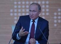 Владимир Путин пообещал поддержать развитие Севастополя, фото — «Рекламы Севастополя»