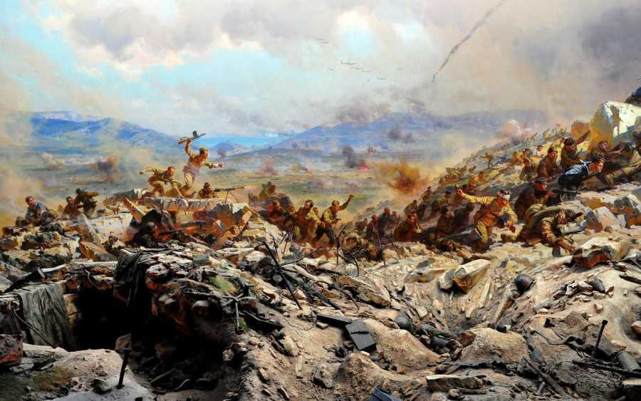 В Севастополе некому реставрировать Диораму «Штурм Сапун-горы»