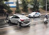 Массовое ДТП произошло в Севастополе  , фото — «Рекламы Севастополя»