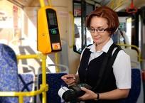 Крымчане могут сэкономить на проезде в общественном транспорте 10 рублей: как получить скидку, фото — «Рекламы Алупки»