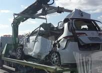 Водителю оторвало голову: очевидцы сообщают о жутком ДТП в Севастополе ВИДЕО, ФОТО, фото — «Рекламы Севастополя»