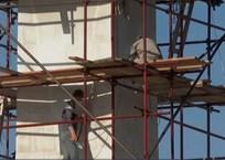 В Севастополе заканчивают сооружать Памятник Примирения ВИДЕО, фото — «Рекламы Севастополя»