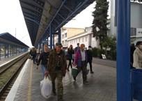 Как на автовокзале Севастополя организована перевозка пассажиров: уехать можно только в маске, фото — «Рекламы Севастополя»