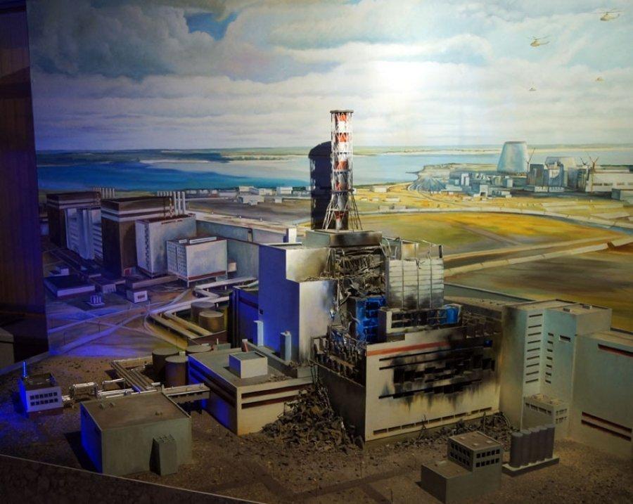Музей в память о Чернобыле