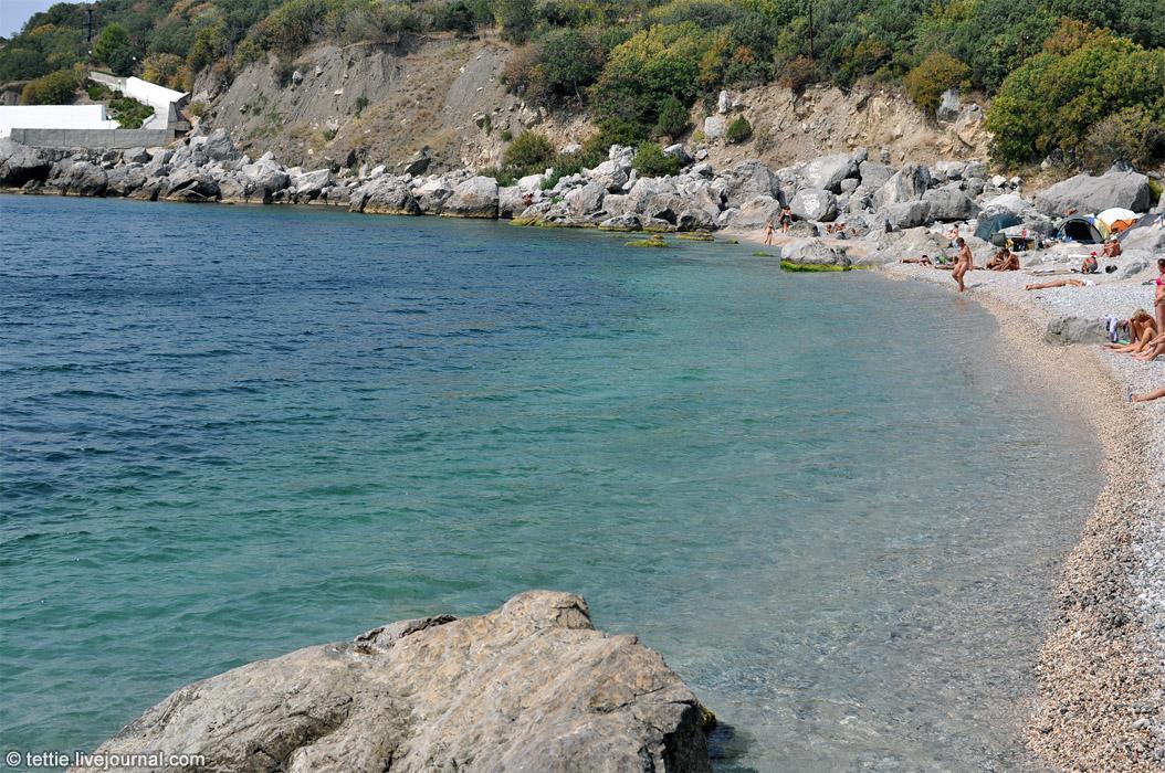 фото крыма нудистские пляжи
