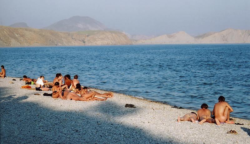 дикие пляжи фото нудистов