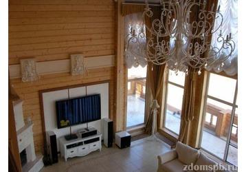 Второй свет в домах из клееного бруса, фото — «Реклама Гурзуфа»