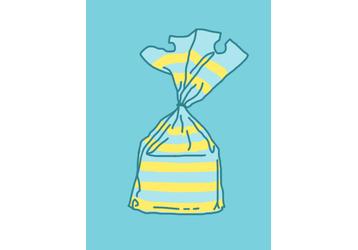 Фирменная упаковка - дешевая и эффективная реклама, фото — «Реклама Гурзуфа»
