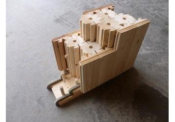 Уникальные технологии строительства домов из бруса «под ключ», фото — «Реклама Гурзуфа»