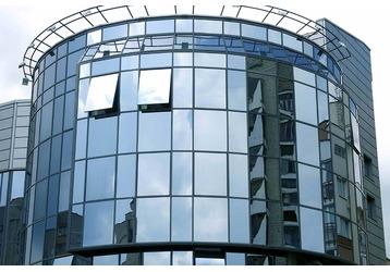 Панорамное остекление фасадов – стильно, современно и недорого, фото — «Реклама Крыма»