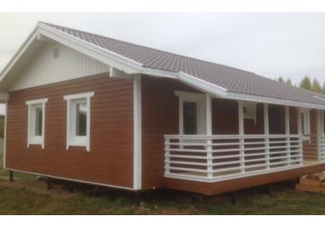 Деревянные дома и строения, элементы благоустройства от Объединенной домостроительной компании, фото — «Реклама Гурзуфа»