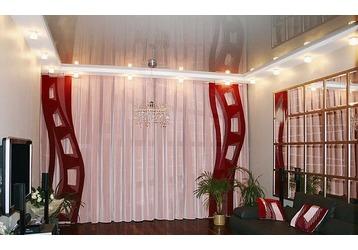 Шторы и портьеры в Симферополе от салона-магазина «Идея» - идеальный стиль Ваших окон, фото — «Реклама Гурзуфа»