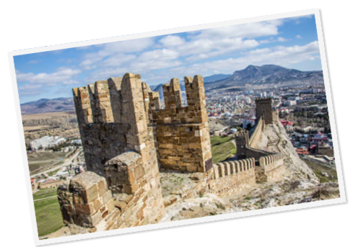 Отдых в Судаке: куда пойти туристу?, фото — «Реклама Крыма»
