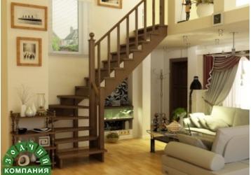 Лестницы из дерева и металла – удобно, красиво, практично!, фото — «Реклама Севастополя»
