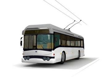 «За рулем стажер», или где готовят водителей троллейбуса, фото — «Реклама Севастополя»