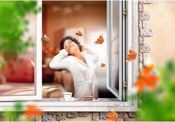 Современные и надежные металлопластиковые окна и двери от компании «Мир окна», фото — «Реклама Крыма»