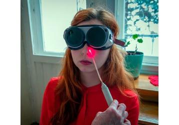 Где можно сделать лазеротерапию носа в Евпатории?, фото — «Реклама Евпатории»