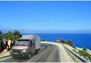 Переезд в Крым: экономим на перевозке вещей, фото — «Реклама Красногвардейского»