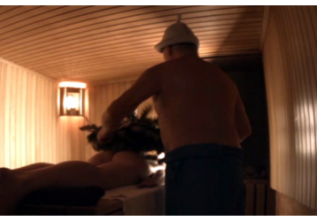Орловские бани на дровах в Севастополе – методика Николая Одажью – лечитесь на здоровье, фото — «Реклама Севастополя»