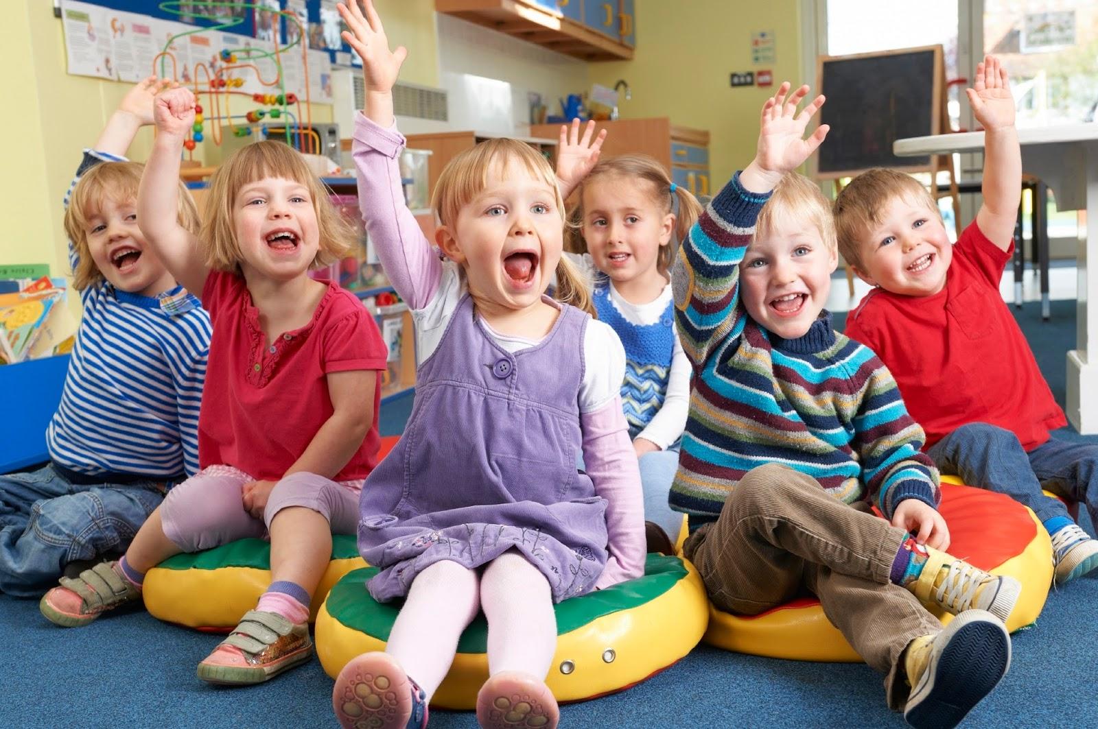 В какой частный детский сад отдать ребенка, или Лучшее — детям