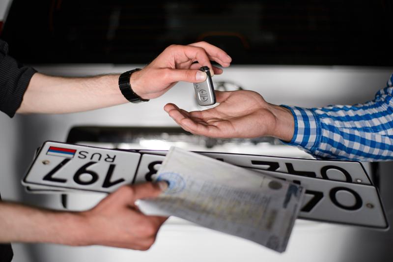 регистрация автомобиля в гибдд инструкция
