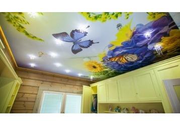 Натяжные потолки в Феодосии и Крыму – от компании «Уют»: новейшие технологии для вашего дома!, фото — «Реклама Крыма»